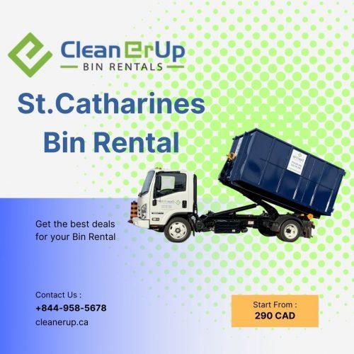 St Catharines Bin Rental