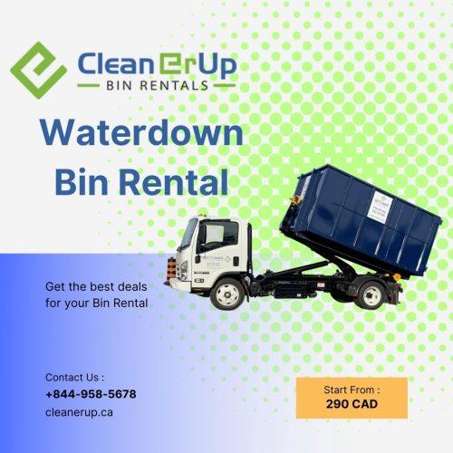 Waterdown Bin Rental